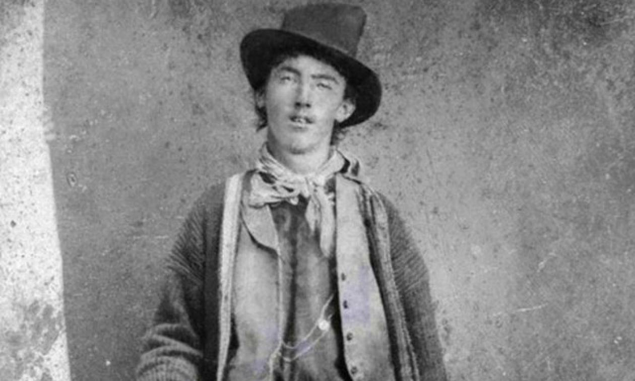 Σαν σήμερα το 1859 γεννήθηκε ο Γουίλιαμ Μπόνεϊ, γνωστός ως «Μπίλι δε Κιντ»