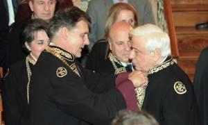 Προκόπης Παυλόπουλος: Αναγορεύθηκε Επίτιμος Καθηγητής του ΕΚΠΑ