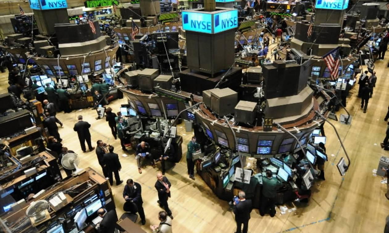 Wall Street: Ρεκόρ ο Nasdaq - Πτώση ο Dow Jones