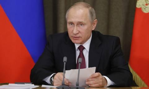 Путин: масштабные боевые действия против террористов в Сирии завершаются