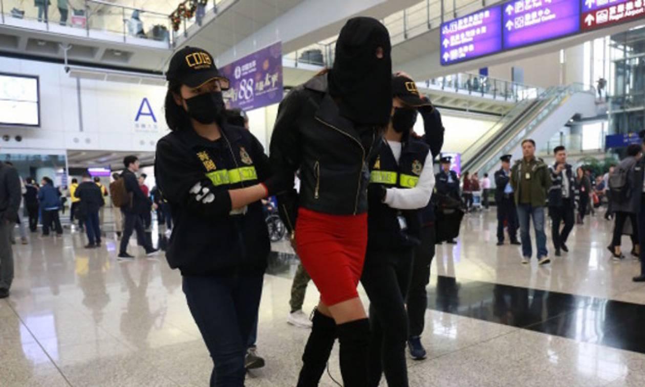 Αυτή είναι η Ελληνίδα μοντέλο που συνελήφθη με 2,6 κιλά κοκαΐνης (pics+vid)