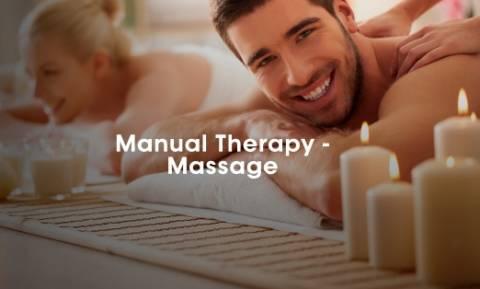 Tο κορυφαίο πρόγραμμα Manual Therapy- Massage στη χώρα μας ξεκινά στην ΑΛΦΑ ΕΠΙΛΟΓΗ