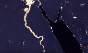 Εντυπωσιακές εικόνες από την NASA: «Χάνεται η νύχτα» από την φωτορύπανση των μεγάλων πόλεων