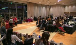 Χριστουγεννιάτικο μπαζάρ αγάπης με την υπογραφή της Κατερίνας Παναγοπούλου