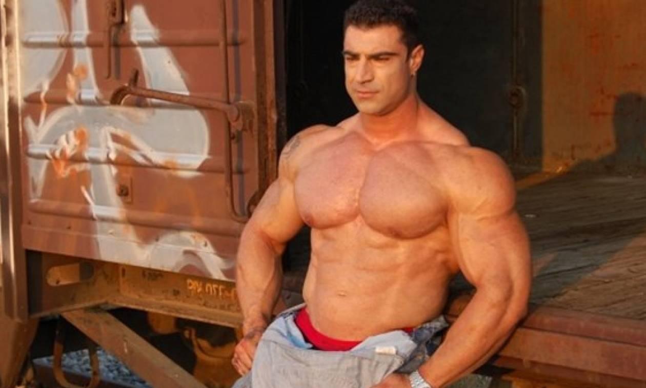 Καραμανλάκης - Ο γίγαντας του body builder που νίκησε τις σφαίρες αποκαλύπτει: Έτσι με πυροβόλησαν