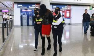 Στη δημοσιότητα τα στοιχεία της Ελληνίδας μοντέλου που συνελήφθη με τα 2,6 κιλά κοκαΐνης (pics+vid)