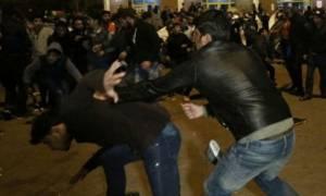 Θερμοπύλες: Έκρυθμη η κατάσταση στο hot spot – Στο πόδι η αστυνομία μετά τις συμπλοκές