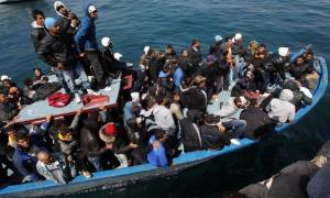 Μεσόγειος: 1.500 μετανάστες διασώθηκαν μέσα σε τρεις ημέρες