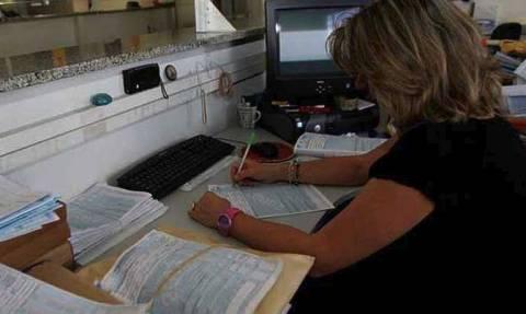 Παράταση φορολογικών προθεσμιών στις πληγείσες περιοχές από τις θεομηνίες