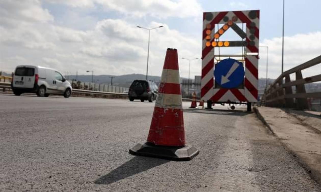 Αττική: Περιορισμός της κυκλοφορίας των οχημάτων σε οδό της Νέας Περάμου