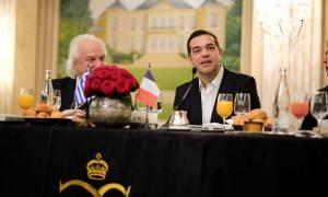 Στις Βρυξέλλες για τη Σύνοδο Κορυφής ο Τσίπρας - «Η περιπέτεια της Ελλάδας τελειώνει τον Αύγουστο»