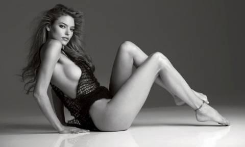 Αυτό το μοντέλο έγινε εξώφυλλο στο Maxim και τρελαίνει κόσμο!