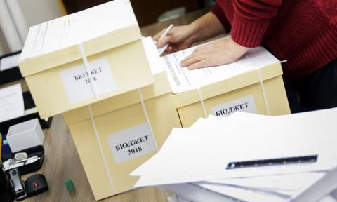 Госдума приняла закон о федеральном бюджете на 2018-2020 гг.