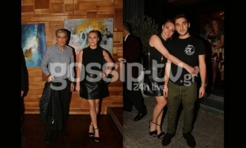 Στεφανίδου: Χεράκι-χεράκι με τον Νίκο και αγκαλιά με τον Νικόλα