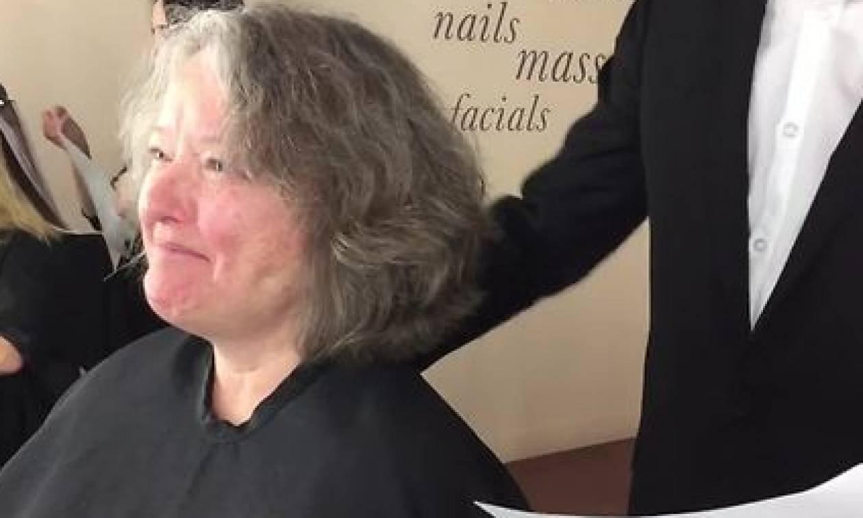 Τον λατρεύουν οι 40άρες! Δείτε πώς θα μεταμορφώσει αυτή τη γυναίκα... (Video)