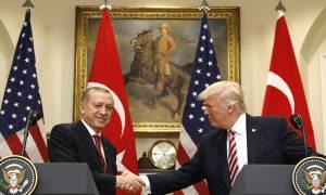 Τα «βρήκαν» Τραμπ και Ερντογάν: Τι υποσχέθηκε ο Αμερικανός πρόεδρος