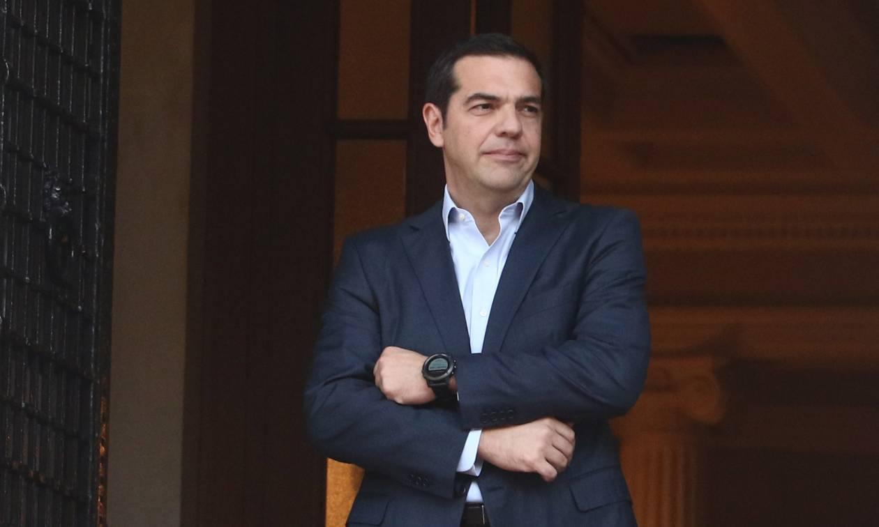 Ομιλία Τσίπρα στο Μέγαρο Μουσικής Αθηνών το Σάββατο (25/11)
