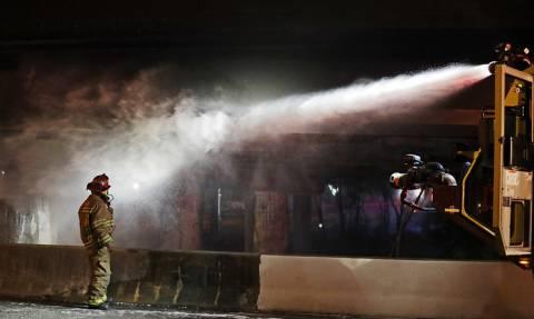 В Батуми в результате пожара в гостинице погибли 11 человек