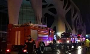 Γεωργία: Νεκροί 11 άνθρωποι από πυρκαγιά σε ξενοδοχείο