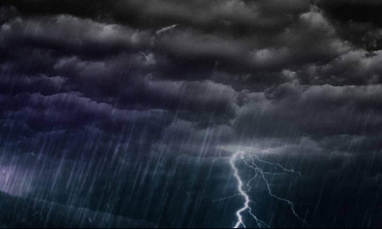 ΕΚΤΑΚΤΟ δελτίο επιδείνωσης καιρού –Σε αυτές τις περιοχές θα χτυπήσει σε λίγες ώρες ισχυρή κακοκαιρία