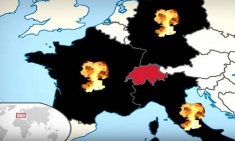 Οι 10 πιο ασφαλείς πόλεις σε περίπτωση που… ξεσπάσει τρίτος παγκόσμιος πόλεμος! (video)