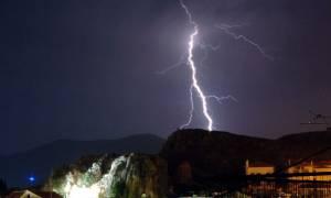 Έκτακτο δελτίο επιδείνωσης καιρού: Καταιγίδες και χαλάζι για 24 ώρες!