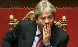 Κατηγορηματικό «όχι» της Ρώμης στις Βρυξέλλες για έκτακτα οικονομικά μέτρα