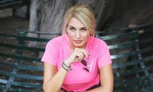 #BackToSchool: Η Κωνσταντίνα Σπυροπούλου στο ρόλο της ως καθηγήτρια