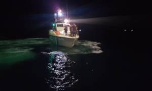 Κινηματογραφική καταδίωξη του Λιμενικού για τη σύλληψη εμπόρου ναρκωτικών από την Αλβανία