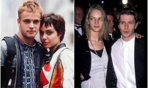 Διάσημοι που υπήρξαν κάποτε παντρεμένοι και το είχαμε ξεχάσει