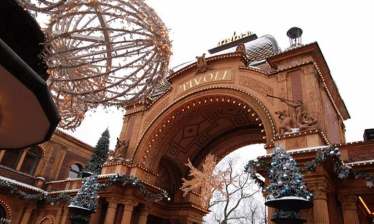 Χριστουγεννιάτικη «απόδραση» στην παραμυθένια Κοπεγχάγη (pics)