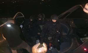 Βίντεο ντοκουμέντο: Μπλόκο σε μαφιόζικη σπείρα ναρκωτικών - Άγρια καταδίωξη από το Λιμενικό