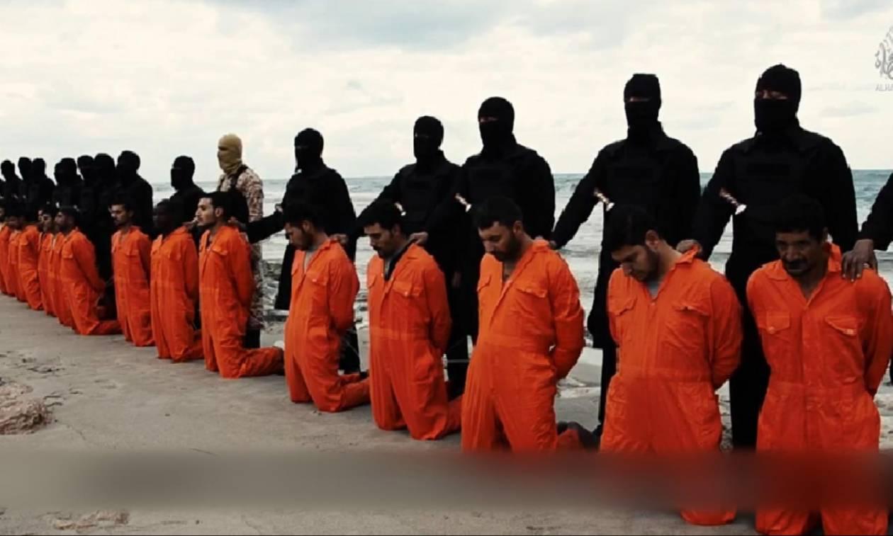 Ποινή θανάτου στους τζιχαντιστές που αποκεφάλιζαν χριστιανούς (Vid)
