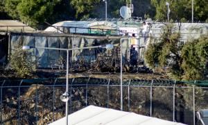 Μυτιλήνη: Ένας νεκρός και τρεις τραυματίες σε αιματηρή συμπλοκή μεταναστών