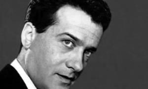 Σαν σήμερα το 1928 γεννήθηκε ο σπουδαίος Έλληνας ηθοποιός Αλέκος Αλεξανδράκης