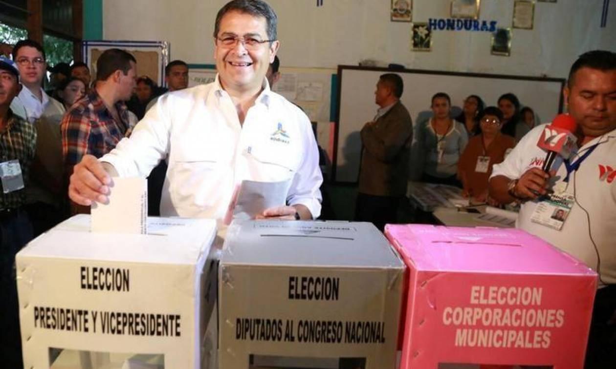 Ονδούρα - προεδρικές εκλογές: Όλοι αυτοανακηρύχθηκαν… νικητές!