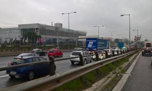 Χάος ΤΩΡΑ στους δρόμους της Αθήνας λόγω κακοκαιρίας - Πού και πότε θα χτυπήσουν τα έντονα φαινόμενα