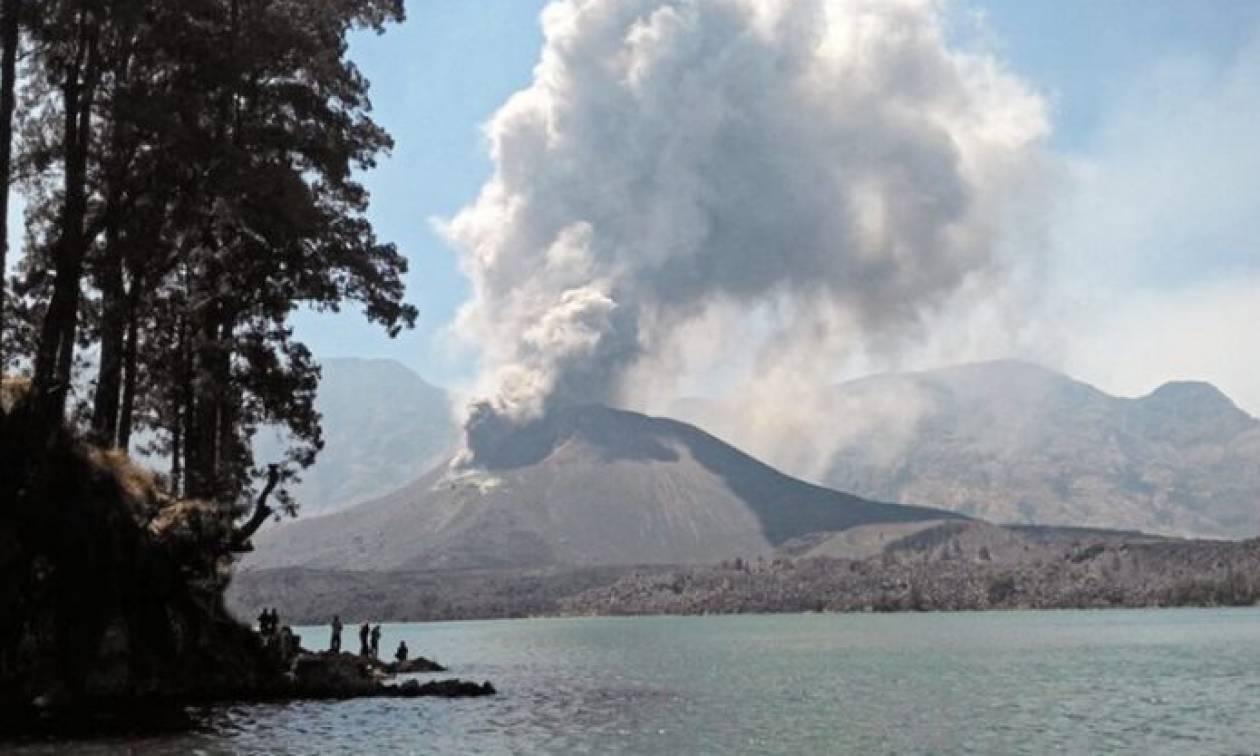 Μπαλί: 40.000 άνθρωποι εγκατέλειψαν τις εστίες τους λόγω του ηφαιστείου Αγκούνγκ