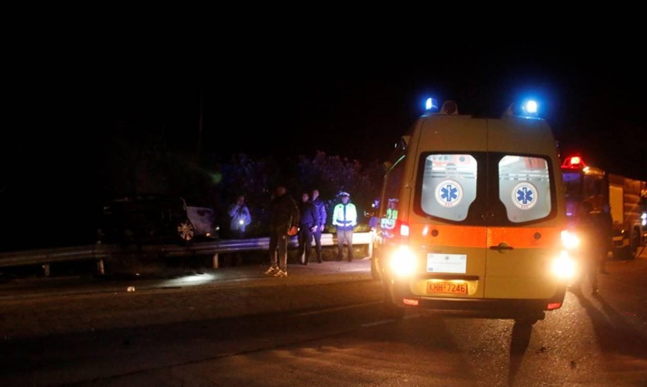 Τραγικό τροχαίο στην Κατερίνη: Αυτοκίνητο παρέσυρε πεζό