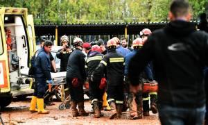 Πλημμύρες στη Μάνδρα: Εντοπίστηκε ένας ακόμα νεκρός - Στα 22 τα θύματα της φονικής κακοκαιρίας
