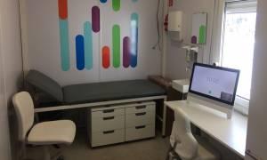 Υπηρεσίες τηλεϊατρικής στο Κέντρο Υποδοχής και Ταυτοποίησης Σάμου