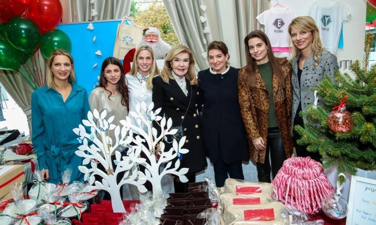 Το Χριστουγεννιάτικο Bazaar του Συλλόγου «ΕΛΠΙΔΑ» στις 28 και 29 Νοεμβρίου