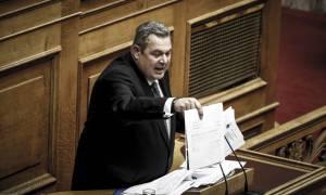 Καμμένος: Ξέρω τον Παπαδόπουλο από τον Κων/νο Μητσοτάκη - Βουλευτής της ΝΔ ο δικηγόρος του (vid)