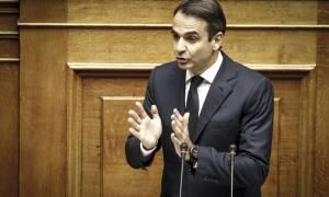 Βουλή - Μητσοτάκης σε Τσίπρα: Σας εκβιάζει ο Καμμένος ότι θα ρίξει την κυβέρνηση; (vid)