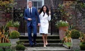 Πριγκιπικός αρραβώνας: Αυτή είναι η πρώτη επίσημη εμφάνιση του πρίγκιπα Χάρι και της Μέγκαν Μαρκλ