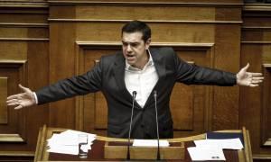 Τσίπρας σε Μητσοτάκη: Θράσος και δειλία θα σας ακολουθούν σε όλη την πολιτική σας διαδρομή (vid)