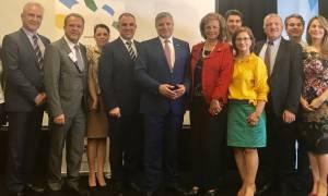 Παγκόσμιο Ινστιτούτο Ελλήνων Ιατρών: «Γέφυρες» συνεργασίας στην Αυστραλία