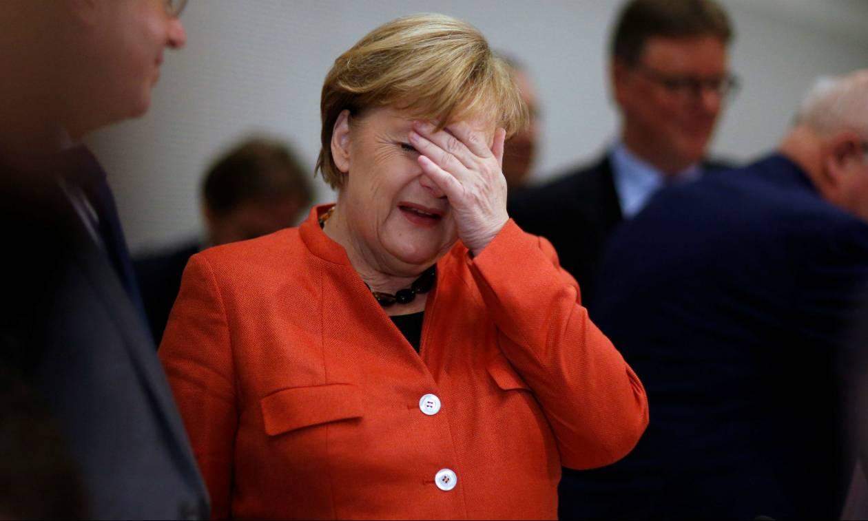 Η Μέρκελ στο καναβάτσο: Το σύνδρομο του «nein» σκοτώνει τη Γερμανία