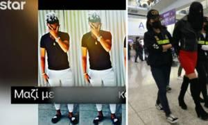 Ο μυστηριώδης Αιθίοπας «φίλος» του μοντέλου με την κοκαΐνη και η ανάρτηση που έσβησε από το Facebook