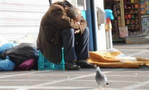 Κέρκυρα: Ο άστεγος που ράγισε καρδιές (photo)